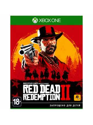 Red Dead Redemption 2 (код на загрузку) [Xbox One]