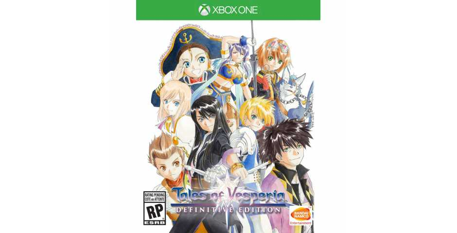 Tales of Vesperia: Definitive Edition [Xbox One]