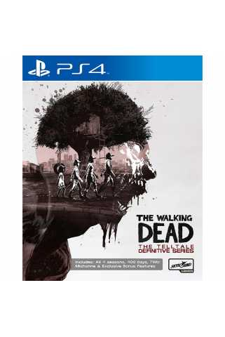 The Walking Dead: The Telltale Definitive Series [PS4]