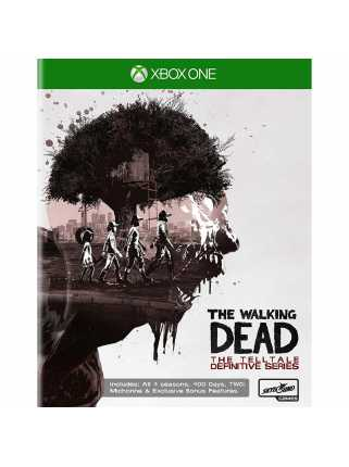 The Walking Dead: The Telltale Definitive Series [Xbox One]