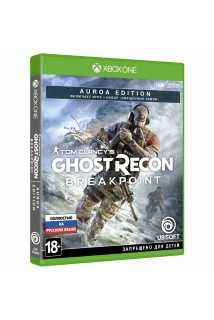 Tom Clancy's Ghost Recon: Breakpoint - Auroa Edition [Xbox One, русская версия]
