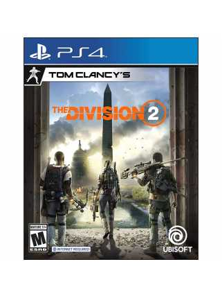 Tom Clancy's The Division 2 [PS4, английская версия]