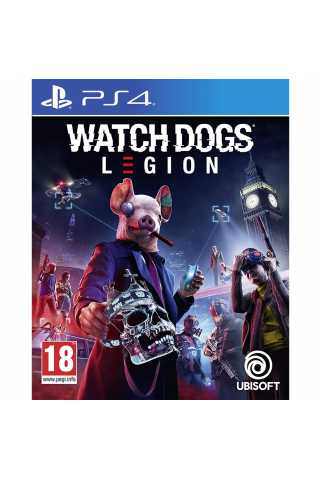 Watch Dogs: Legion [PS4, русская версия]