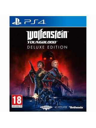 Wolfenstein: Youngblood - Deluxe Edition [PS4, русская версия]