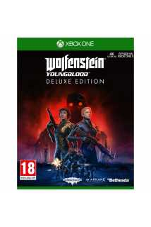 Wolfenstein: Youngblood - Deluxe Edition [Xbox One, русская версия]