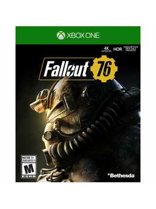 Fallout 76 (код) [Xbox One]