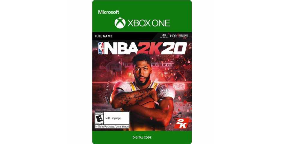 NBA 2K20 (Код) [Xbox One]