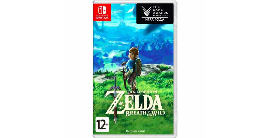 Trade-in - The Legend of Zelda: Breath of the Wild [Switch] Trade-in | Б/У
