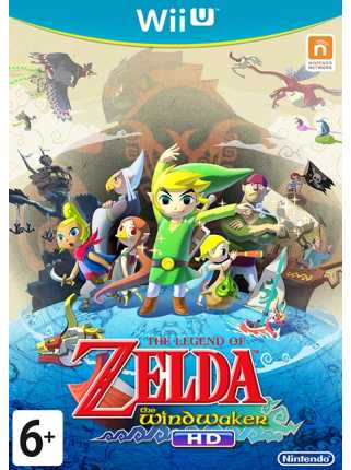 The Legend of Zelda: The Wind Waker HD [Wii U]