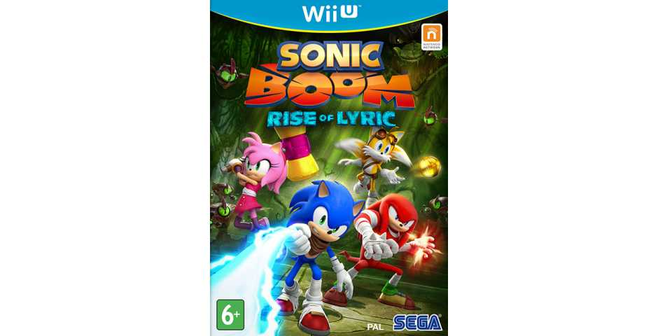 Sonic Boom: Rise of Lyric [Wii U]