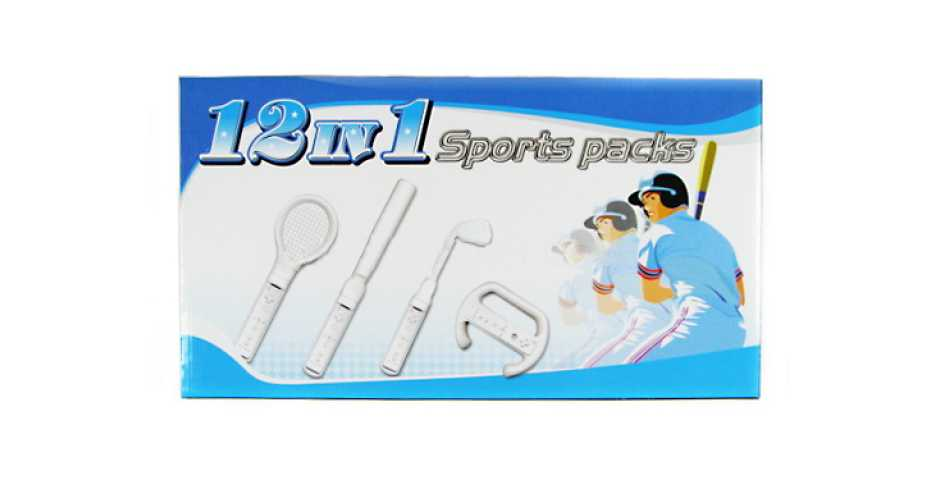 Sport Packs 12 in 1 [Wii]