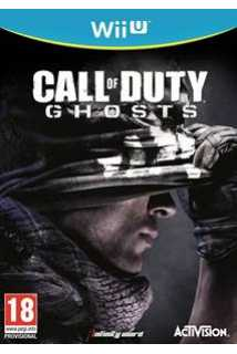 Call of Duty: Ghosts [Wii U]