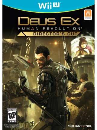 Deus Ex: Human Revolution Director's Cut [Wii U]