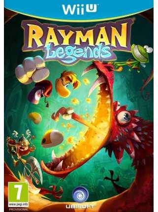 Rayman Legends [Wii U]