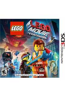 LEGO Movie Videogame [3DS]