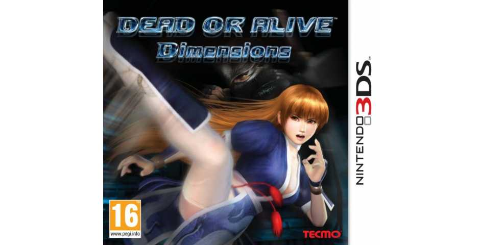 Dead or Alive: Dimensions [3DS]
