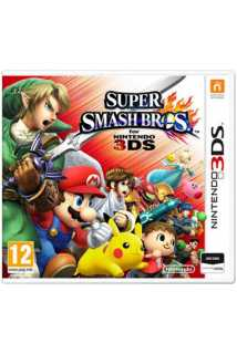 Super Smash Bros. [3DS]