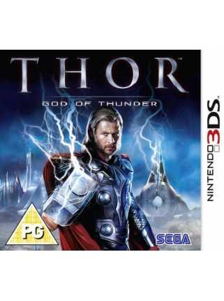 Thor: God of Thunder (Тор) [3DS]