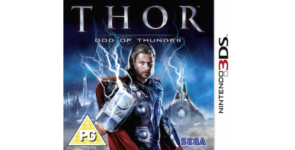 Thor: God of Thunder (Тор) [3DS]