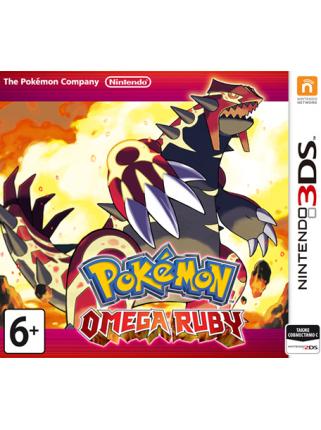 Pokemon Omega Ruby [3DS]