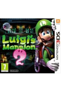 Luigi's Mansion 2 (Dark Moon) [3DS]