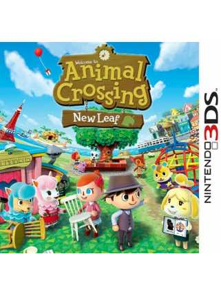 Animal Crossing: New Leaf [3DS]