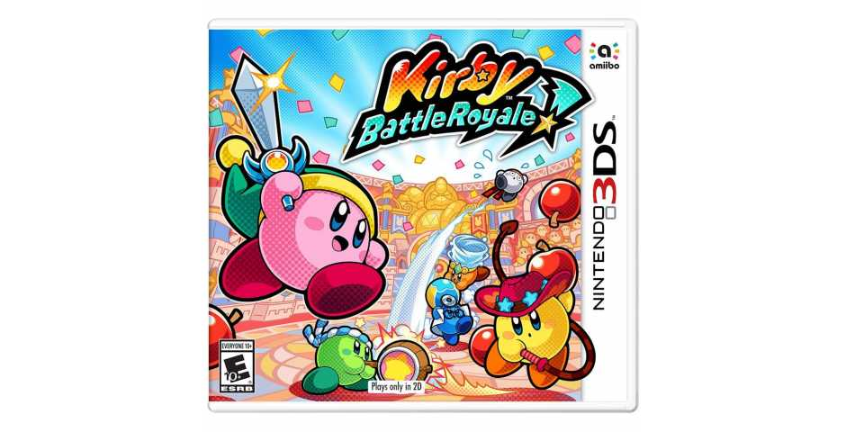Kirby: Battle Royale [3DS]