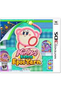 Kirby's Extra Epic Yarn [3DS]
