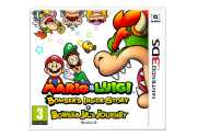 Mario & Luigi: Bowser's Inside Story + Bowser Jr's Journey [3DS]