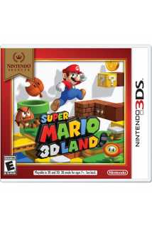 Super Mario 3D Land (Nintendo Selects) [3DS]