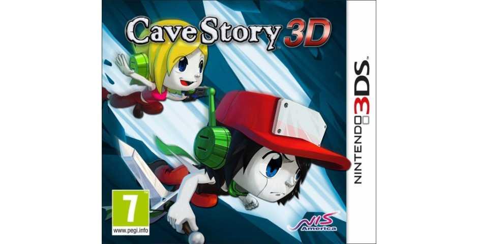 Cave Story 3D [3DS]