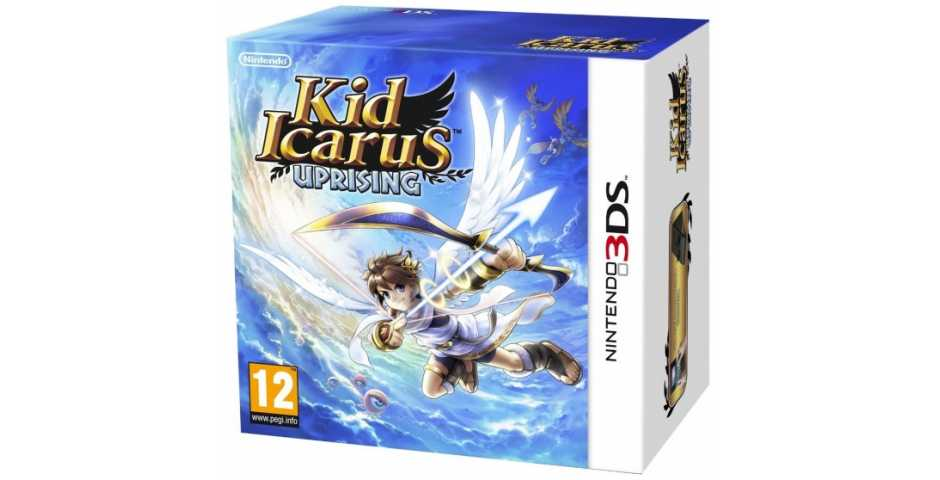 Kid Icarus: Uprising [3DS]