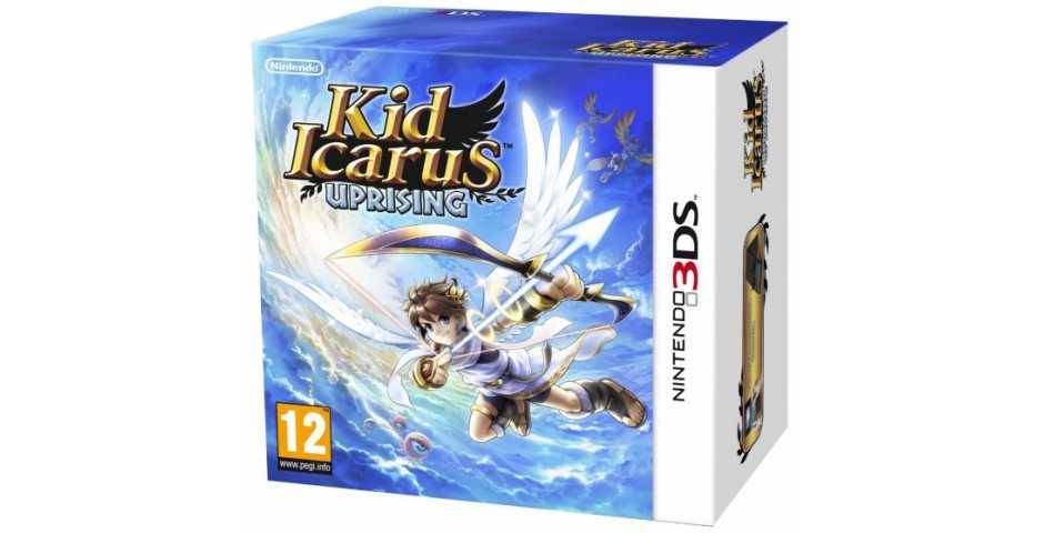 Kid Icarus: Uprising [3DS]