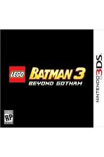 LEGO Batman 3: Beyond Gotham (LEGO Batman 3: Покидая Готэм) [3DS]