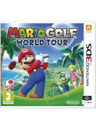 Mario Golf: World Tour [3DS]
