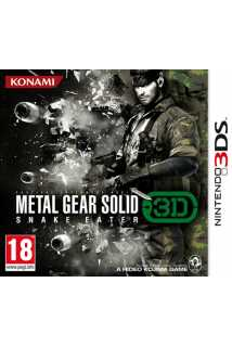 Metal Gear Solid: Snake Eater 3D [3DS]