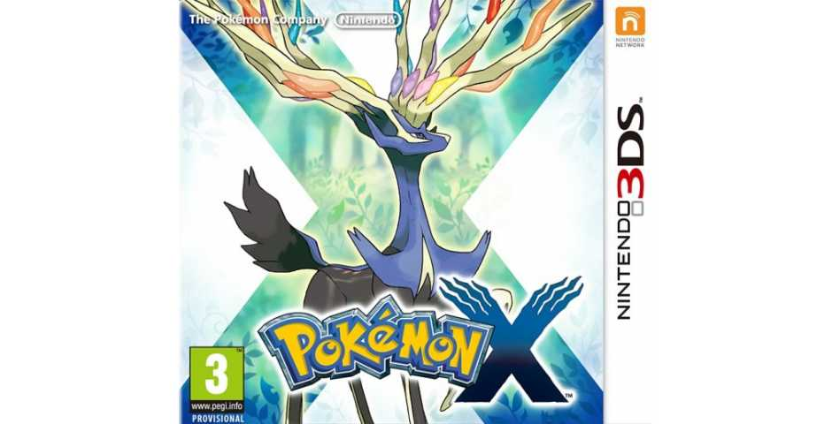 Pokemon X [3DS]