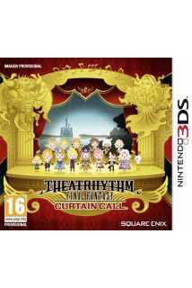 Theatrhythm Final Fantasy : Curtain Call [3DS]