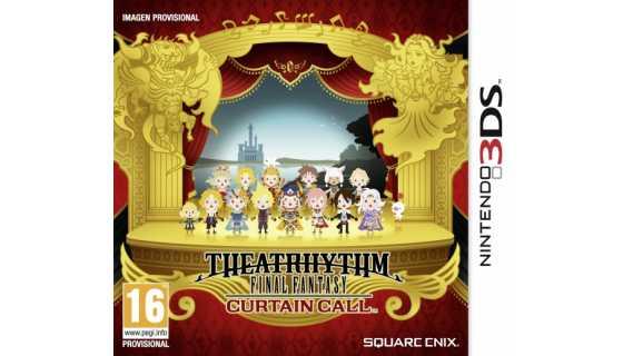 Theatrhythm Final Fantasy : Curtain Call [3DS]