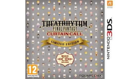 Theatrhythm Final Fantasy : Curtain Call Limited Edition [3DS]