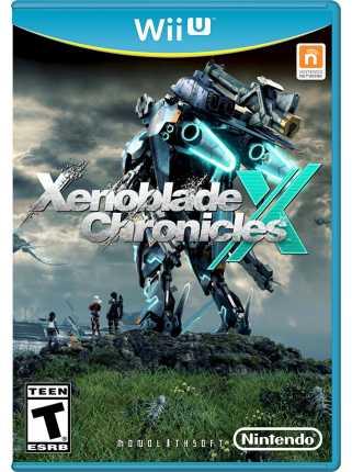 Xenoblade Chronicles X [WiiU]