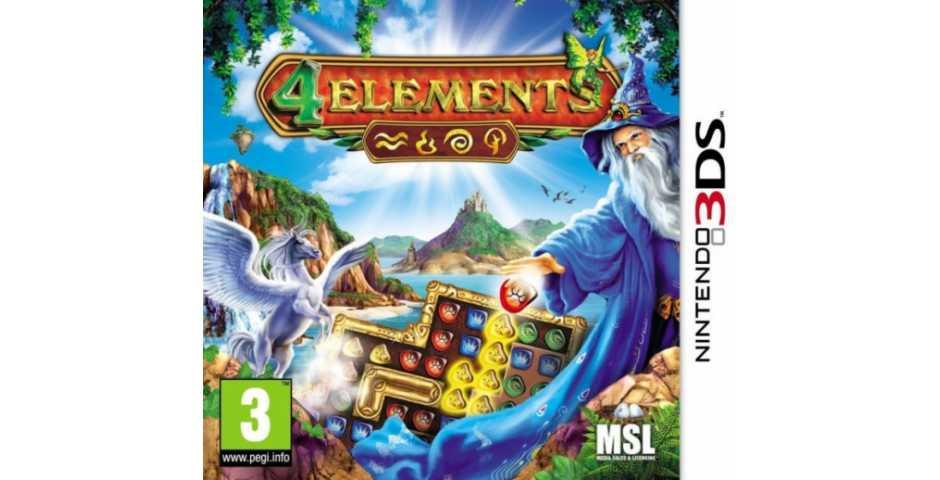 4 Elements [3DS]