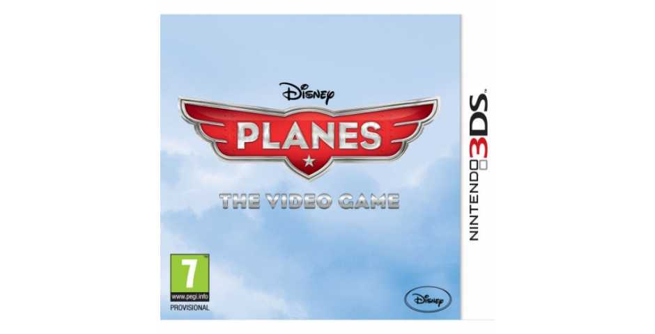 Disney Planes: The Videogame [3DS]