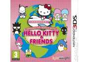 Hello Kitty Around the World [3DS]