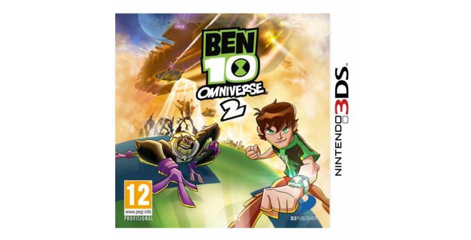 Ben 10: Omniverse 2 [3DS]