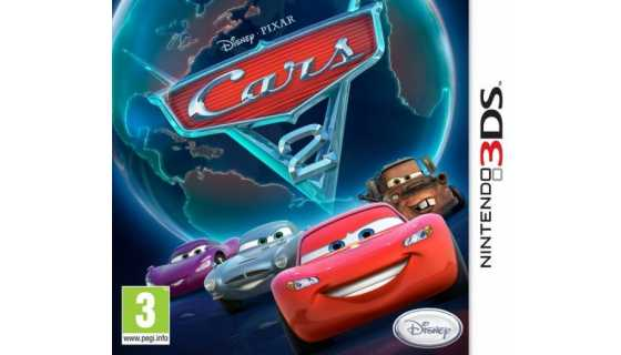 Cars 2: The Videogame [3DS]