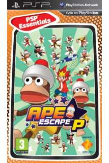 Ape Escape P [PSP]