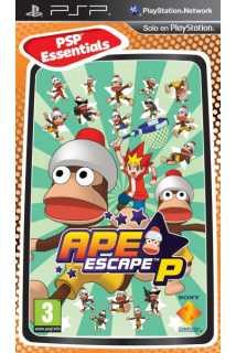 Ape Escape P [PSP]