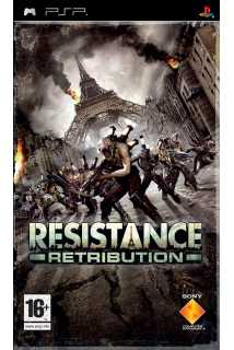 Resistance Retribution Platinum [PSP]