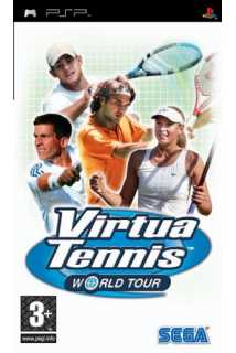 Virtua Tennis: World Tour [PSP]